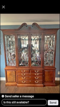 Thomasville china cabinet Morristown, 07960