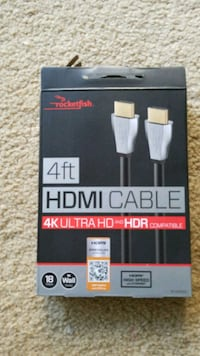4 ft HDMI Cable Brand New