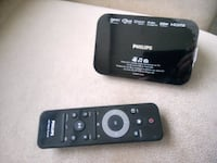 Phılıps full hd media player