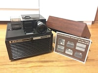 Bell & Howell Slide Cube Projector 986 Toronto, M1P 3X4