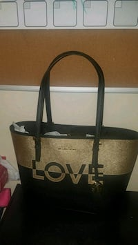 Michael Kors black gold love tote  Richmond, 23235