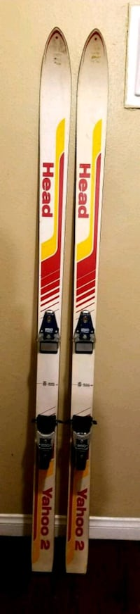 VINTAGE HEAD YAHHO 2 FREESTYLE SKIS Anaheim, 92801