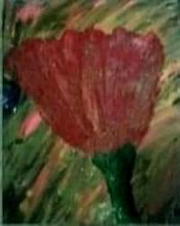 Floral Acrylic painting Great Falls, 59401