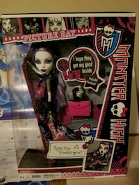 Monster High Picture Day Spectra NIB Toronto, M5N 2E5