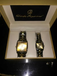 pair of silver and gold analog watches Murfreesboro, 37129