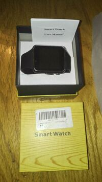 black smart watch with box Rochester, 14609