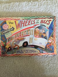 10th anniversary special edition the wheels on the bus Newport Beach, 92660