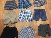 18 Month Baby boy shorts lot 19 pieces New York, 11368
