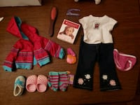 AMERICAN GIRL- CLOTHES AND ACCESSORIES  Virginia Beach, 23464