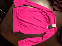Nike pink work our long sleeve Frederick, 21701