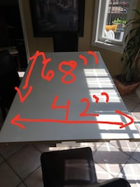 Table and 4 chairs  Pickering, L1X 2M8