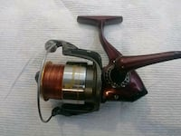 red and black fishing reel Baltimore, 21225