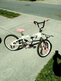 "18"" Girls Bike Bear, 19701"
