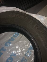 WINTER TIRES 225/65 r17 Ajax