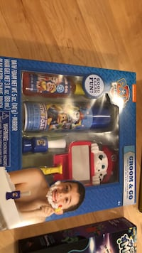 New Paw Patrol groom and go