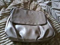 gray and black leather backpack Chesapeake, 23323