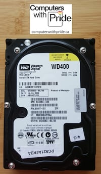 Various Desktop SATA Hard Drives Toronto