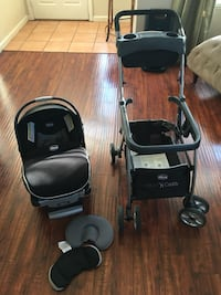 Used Double Stroller And Sit N Stand For Sale In Las Vegas