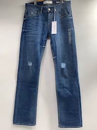 J0013 NWT Guess Regular Straight Men's Jeans 30x32 & 30x30 Vancouver, V6H 4H8