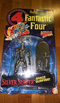 Silver Surfer action figure