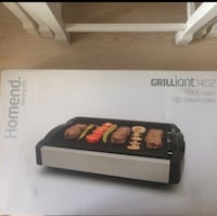 Homend grill