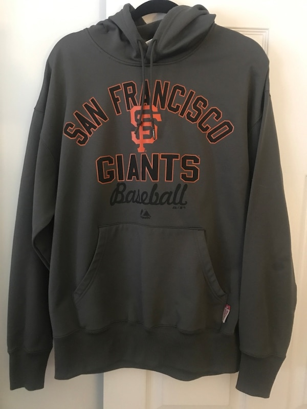 the latest c96a4 6ad77 Men's XL SF Giants sweatshirt