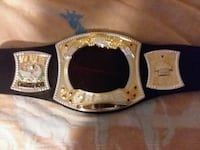 Child's championship belt Chuckey, 37641