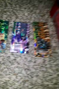 Shiny Dragon ball super leader cards Midvale