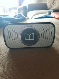 black and gray portable speaker Dartmouth