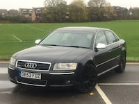 Audi - A8 - 2004 Wembley, HA9 7QU