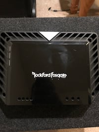 Rockford Power T500-1 Amp and Subwoofer Ellicott City, 21043