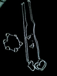 silver-colored chain necklace placing orders