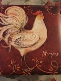 Great Gift!! New Recipe Album complete with Recipe cards & Binder to put them in. Westminster, 21158