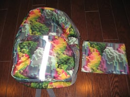 Multi-Color Backpack