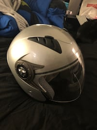 Motorcycle helmet small