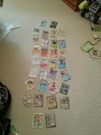 assorted Pokemon trading card collection Whitby, L1N