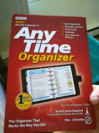 Any time organizer software Monroe, 48162