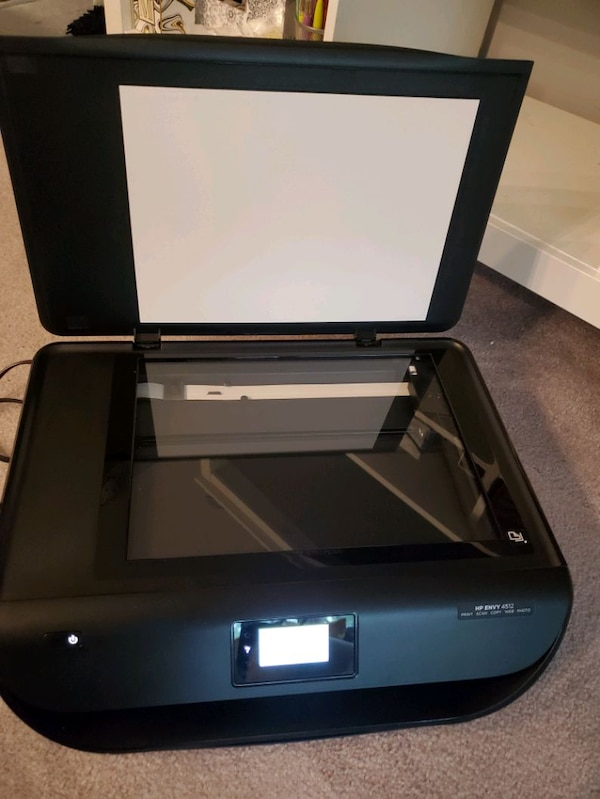 HP printer and scanner  4