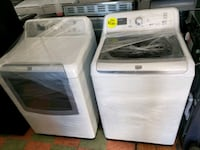 MAYTAG HEAVY DUTY TOP LOAD WASHER AND GAS DRYER  Lake Elsinore