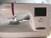 Janome memory craft 350E WASHINGTON