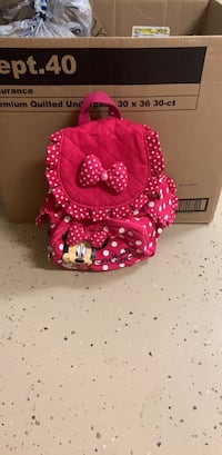 Brand new Minnie back pack for small kids Brownsville, 78575