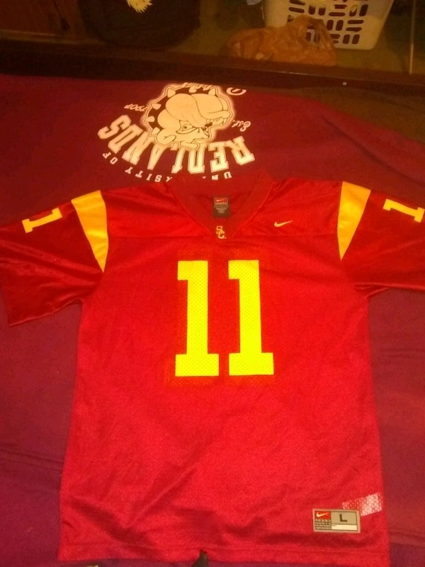 low priced fe83d 93cd4 Used USC nike team jersey for sale in Monterey Park - letgo