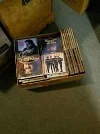 Country cds whole box over 75 Boonsboro, 21713