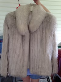 Silver fox coat Ellicott City, 21043