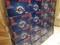 Brand NEW Bosch CS10 Circular Saw 15 Amp 7 1/4-in Corded   Mississauga