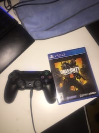 Ps4 controller + black ops 4  Toronto, M3J