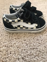 Vans Shoes Toddler Size 4.5 Rockville, 20850