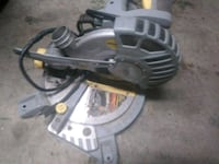 Workforce small compound miter saw