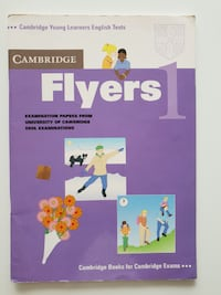 Cambridge Flyers 1 Student's book : Examination Papers from the Univer ISTANBUL