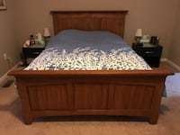 Queen bed queen bed frame queen mattress  Laurel, 20723
